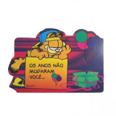 Cartão Garfield 13